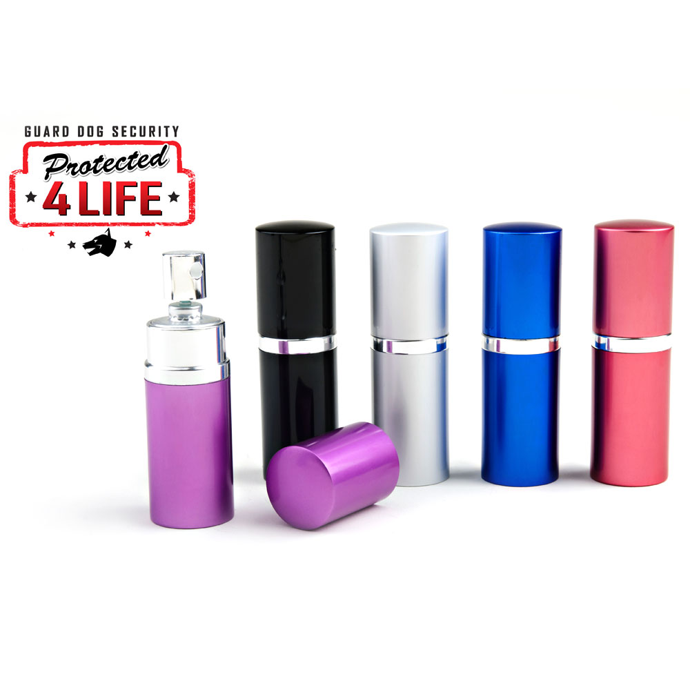 Guard Dog Disguised Lipstick Pepper Spray (Various Colors) Image
