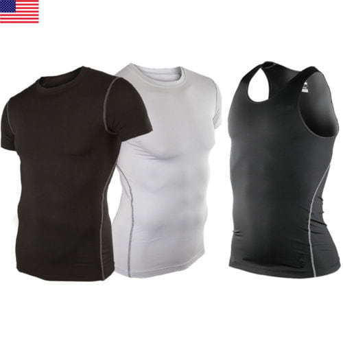 Bulletproof Compression Shirt - No Armor (4 pocket) Image