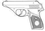 Beretta Model 90, .32 ACP, 8 RD Image