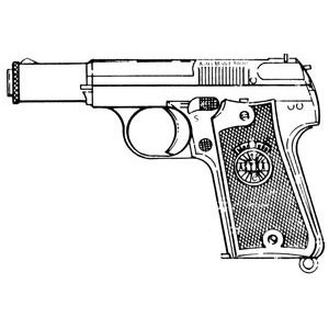 Astra Model 3000 Late, .32 ACP, .380 ACP Magazine or Grips Image
