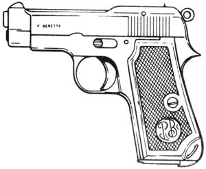 Beretta – 948 Plinker, .22LR, 10 RD Magazine Or Grips Image