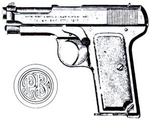Beretta – 1915, 9mm Image