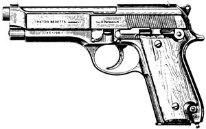 Beretta 92 9mm 10, 15, 20, Or 30 RD Image