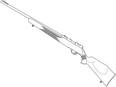 Beretta Supersport Rifle, .22 LR Image