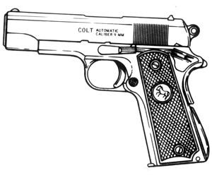 Colt Commander, 9mm, 10 RD Image