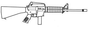Colt Sporter, 9mm, 32 RD Magazine Image
