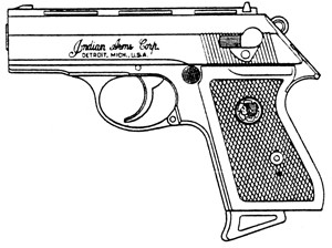 Indian Arms, .380ACP, 7 RD Image
