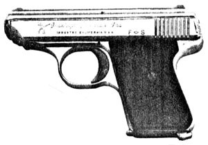 Jennings Bryco Model 38, .380ACP Image