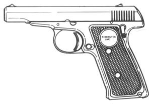 Remington 51, .32ACP, 7 RD Magazine Or Grips Image