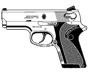 Smith & Wesson 4516 or 457, .45ACP, 7 RD Image