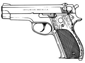 Smith & Wesson 59 Series, 30 RD Image
