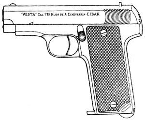 Vesta Pocket, .32ACP Image