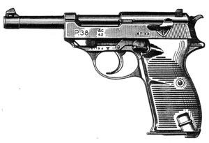 Walther Model P-38, 9mm, 10 RD Image