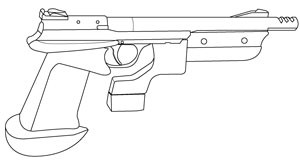 Walther 1936 Olympia, .22LR Image
